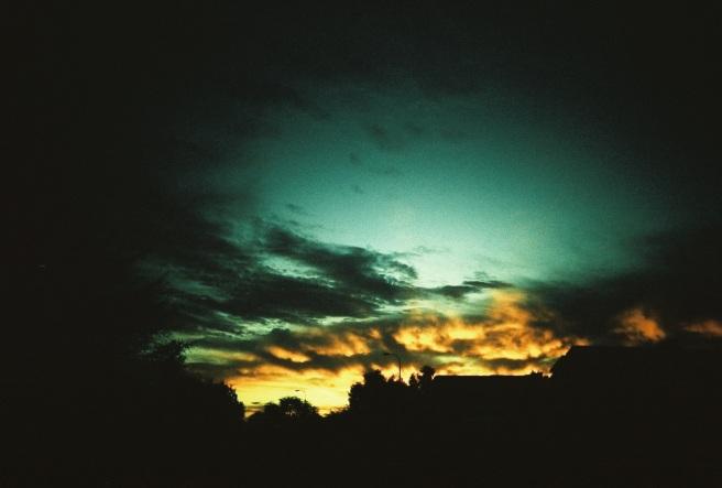 chandler sunset